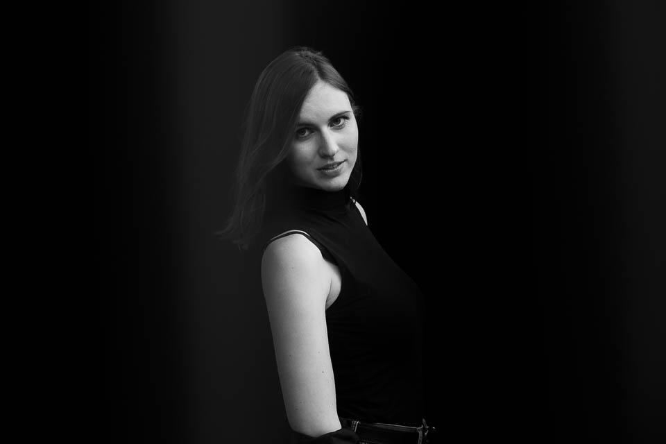Porträtfoto in London